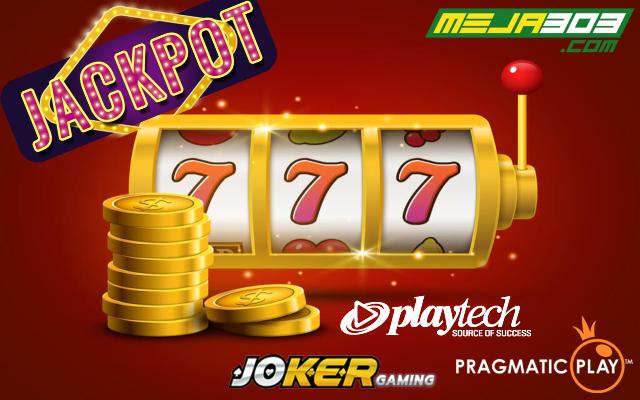 Slot Jackpot Online Terbesar