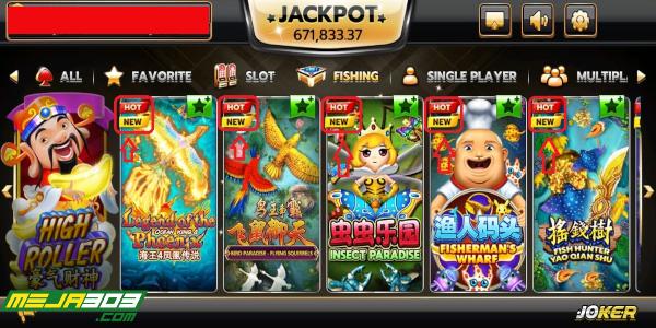 game slot online joker123