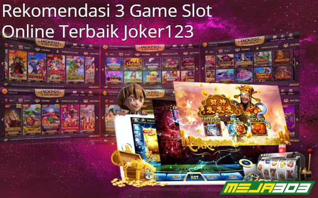 rekomendasi game slot online terbaik